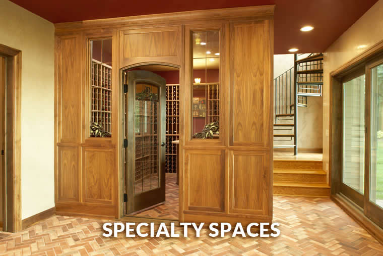 Specialty Spaces