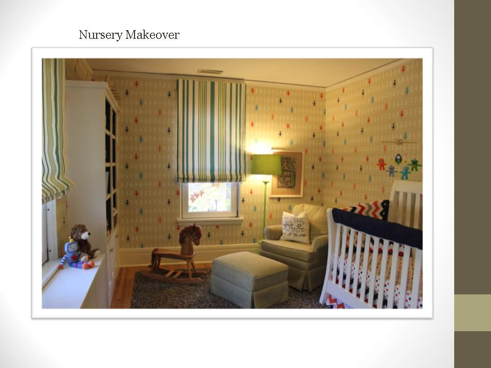 boys nursery interior design
