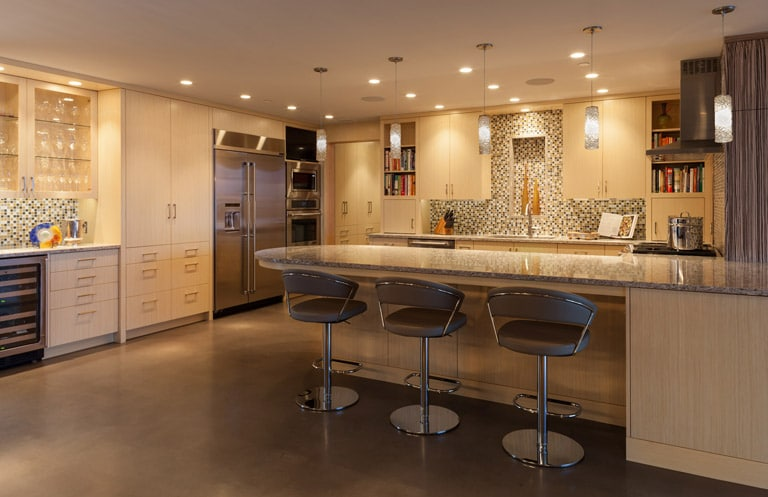 Haute Couture Condo Kitchen