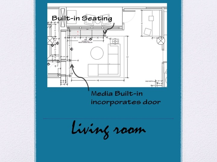 condo living room space plan LiLu Interiors