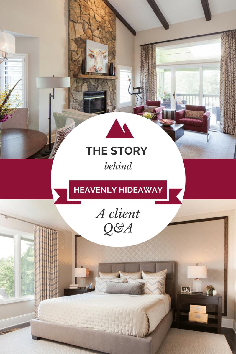 Heavenly Hideaway Q&A ...