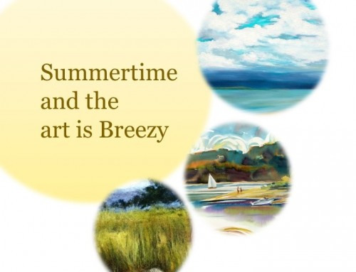 Summertime and the Art is Breezy