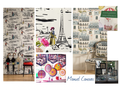 Paris Collection by Manual Canovas