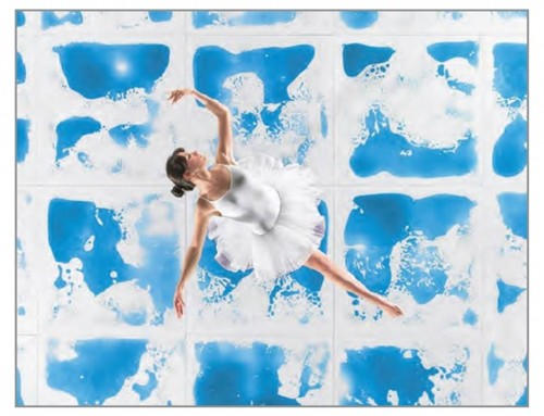 Liquid Motion Floor Tiles
