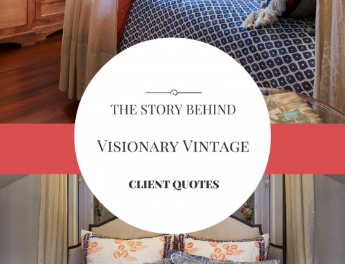 The Story Behind Visionary Vintage