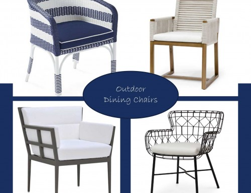8 Outdoor Dining Chairs We Love-Friday's Look of the Day