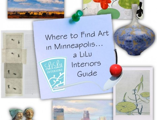 Where to Find Art in Minneapolis: A LiLu Interiors Guide