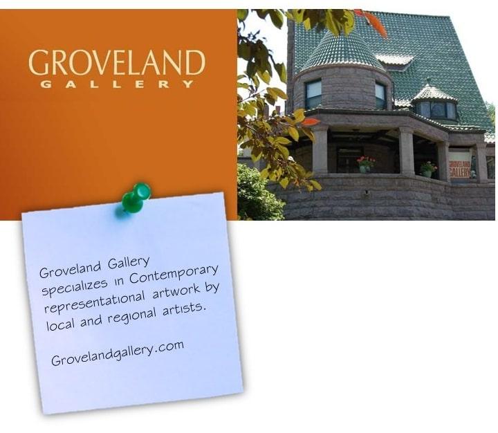 Minneapolis Art Groveland Gallery
