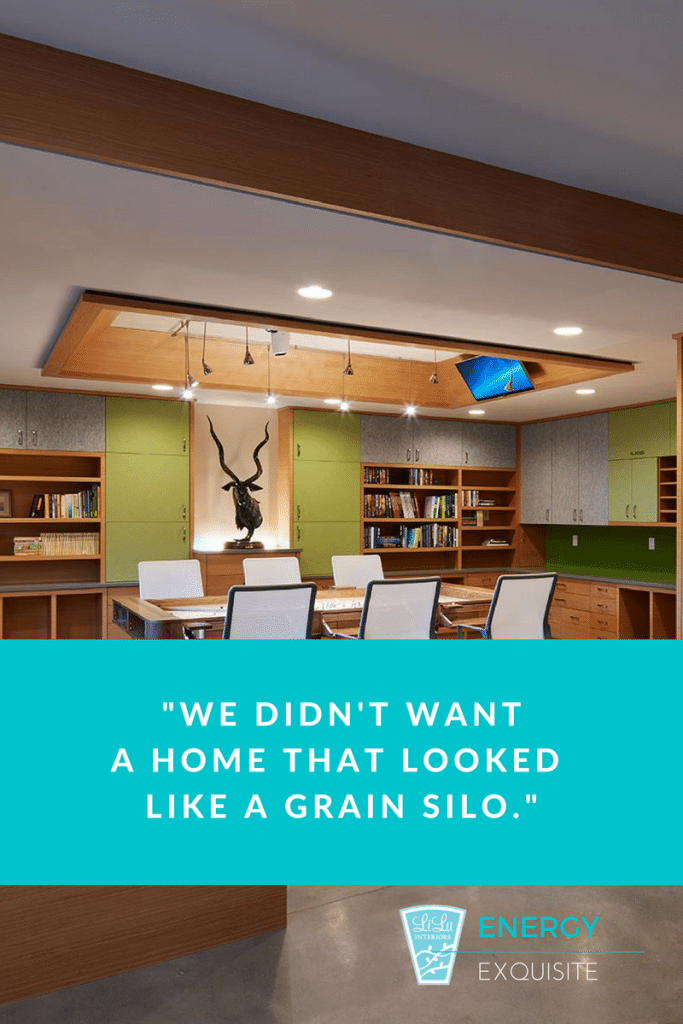 Net Zero Home Design-Game Room