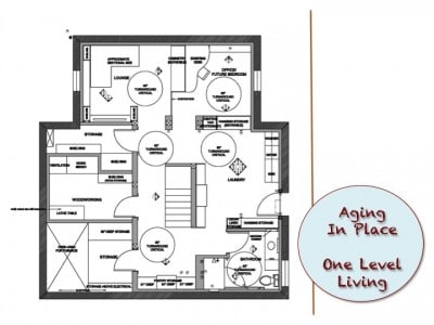 aging in place by design-one level living
