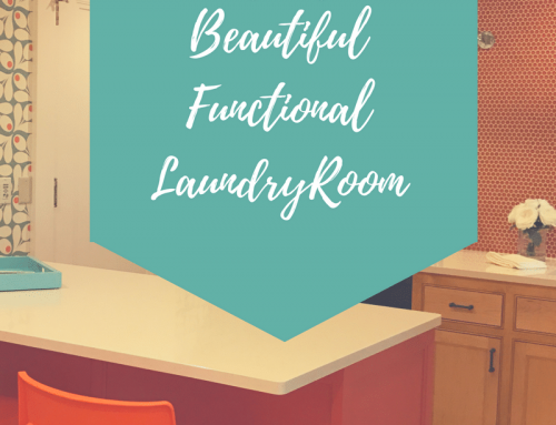 Tips for Designing a Beautiful Functional Laundry Room