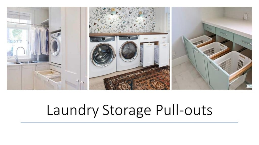 8 Laundry Room Must Haves According To Lilu Interior Designers