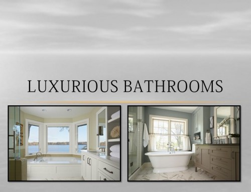 Tips for a Luxurious Bathroom – Friday's Look of the Day