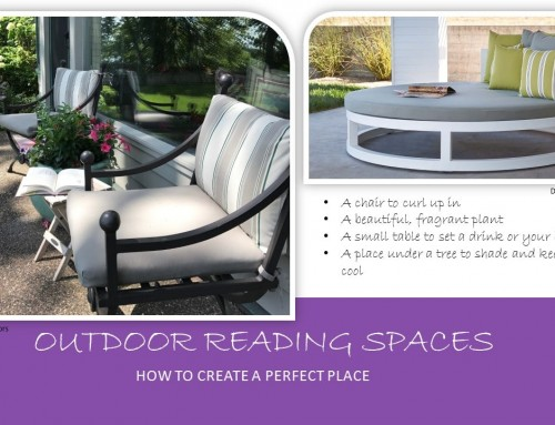 Creating Perfect Outdoor Reading Spaces