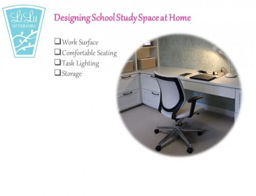 Designing Kids Study Area – The Importance of Having Dedicated Space for Homework