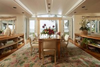Waterfront Luxury Greatroom - Transitional