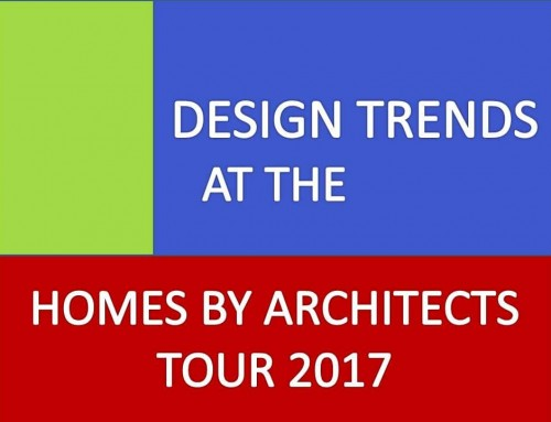 Design Trends at the Homes by Architects Tour – Friday's Look of the Day