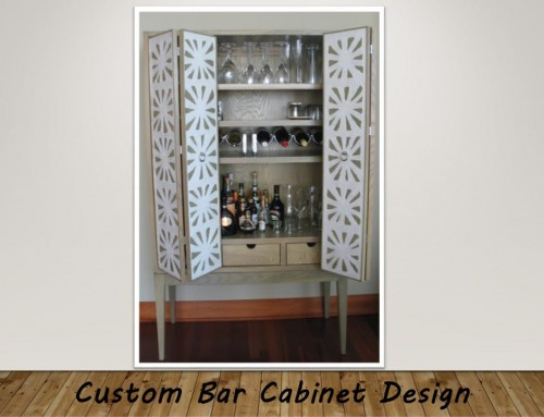 Bar Cabinet Design Monday's Peek at a LiLu Project