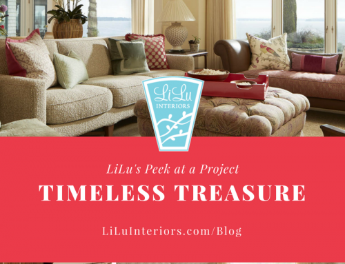 Timeless Treasure Monday's Peek at a Project