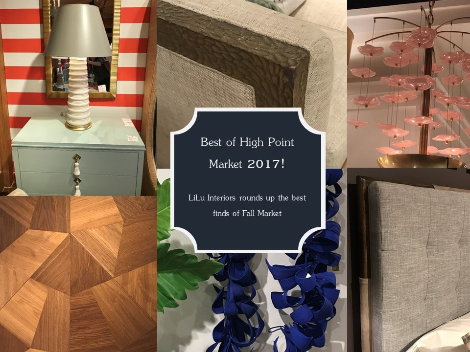 Best of High Point Market LiLu Interiors