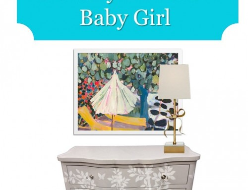 Sophisticated Nursery Ideas for Your Leading Lady