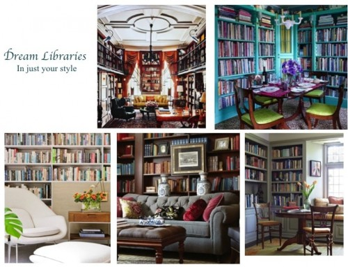 Obsessed with Reading at Home-According to LiLu Interiors