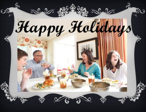 Designing Happy Holidays – Holiday Entertaining Tips According to LiLu Interiors