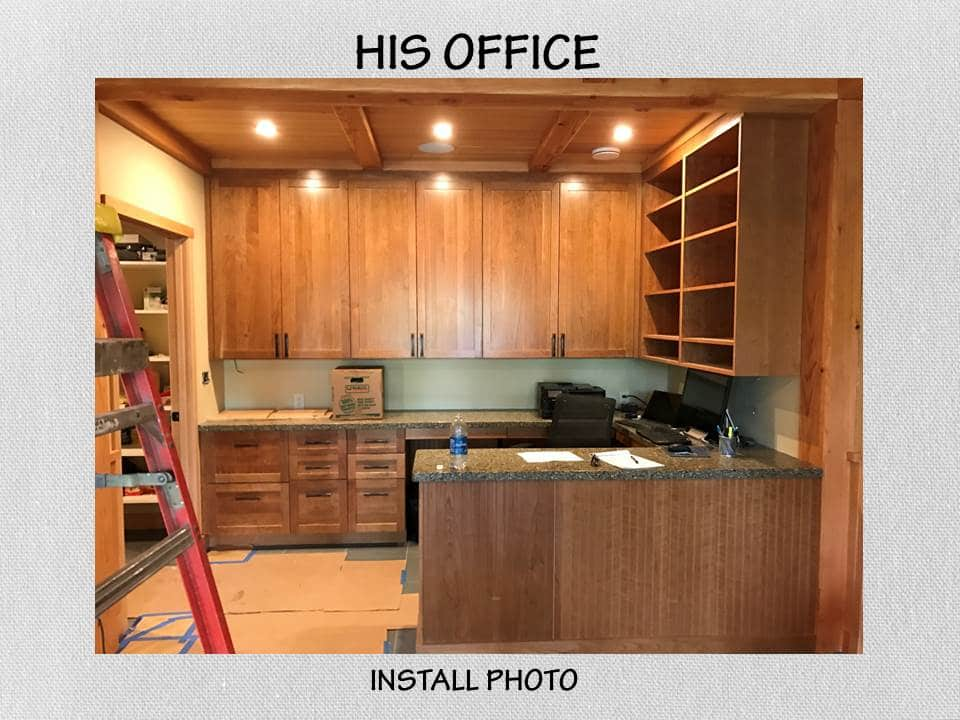 His And Hers Home Office Design Monday 39 S Peek At A Lilu Project Lilu Interiors