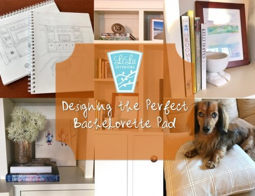 Designing the Perfect Bachelorette Pad~ According to LiLu