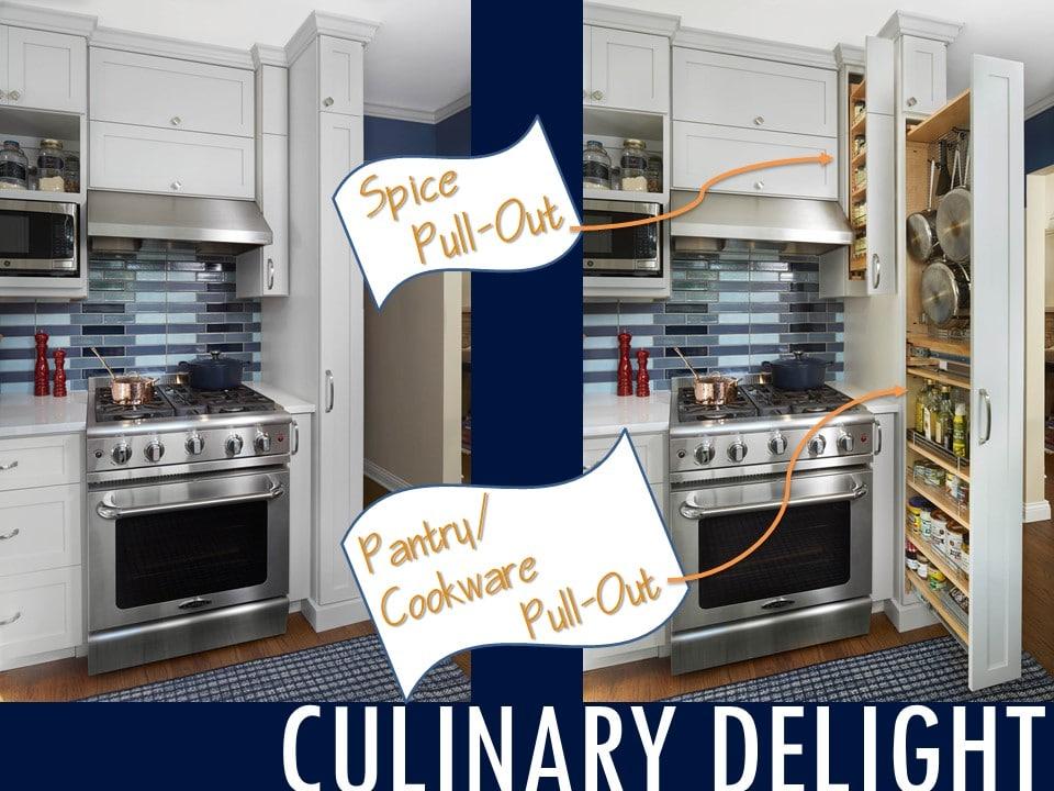 kitchen space savers