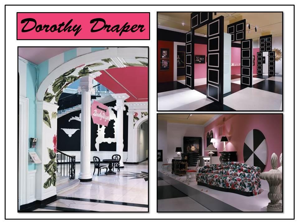 Dorothy Draper Design Icon Mondays Peek At A Draper
