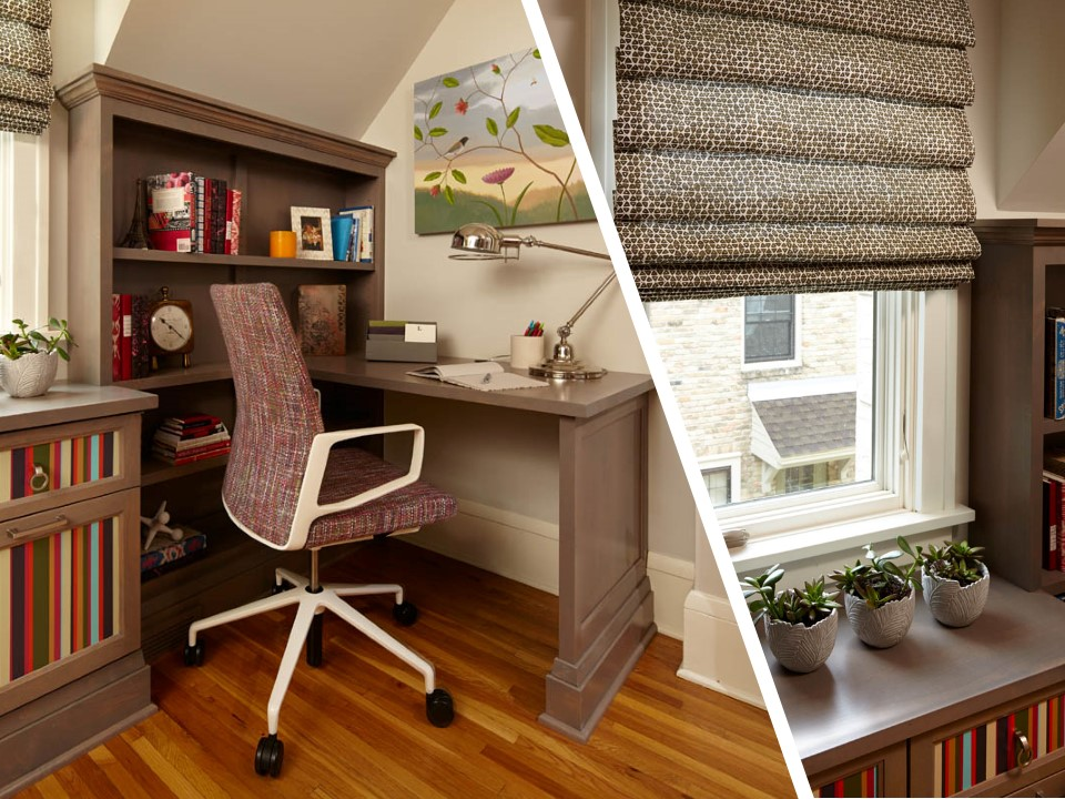 perfect home office design details