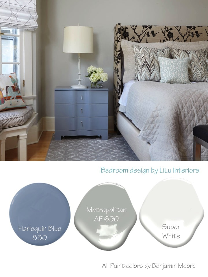 How to create a soothing color palette with inspirational designer rooms and paint color numbers CLICK TO READ MORE #interiordesign #interiordesigner #colorpalette #colorscheme #serene #soothing #interiorcolorschemes #interiorcolorpalette #blue #beige #softcolor #serenecolor #calmingcolor