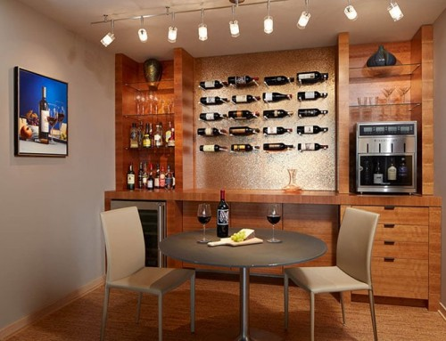 Condo Maximum Wine Room