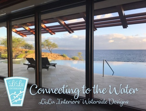 Connecting to the Water- According to LiLu