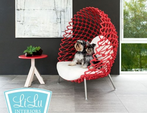 Nautical Knot Interior Design Trend : LiLu Interior's Look of the Day