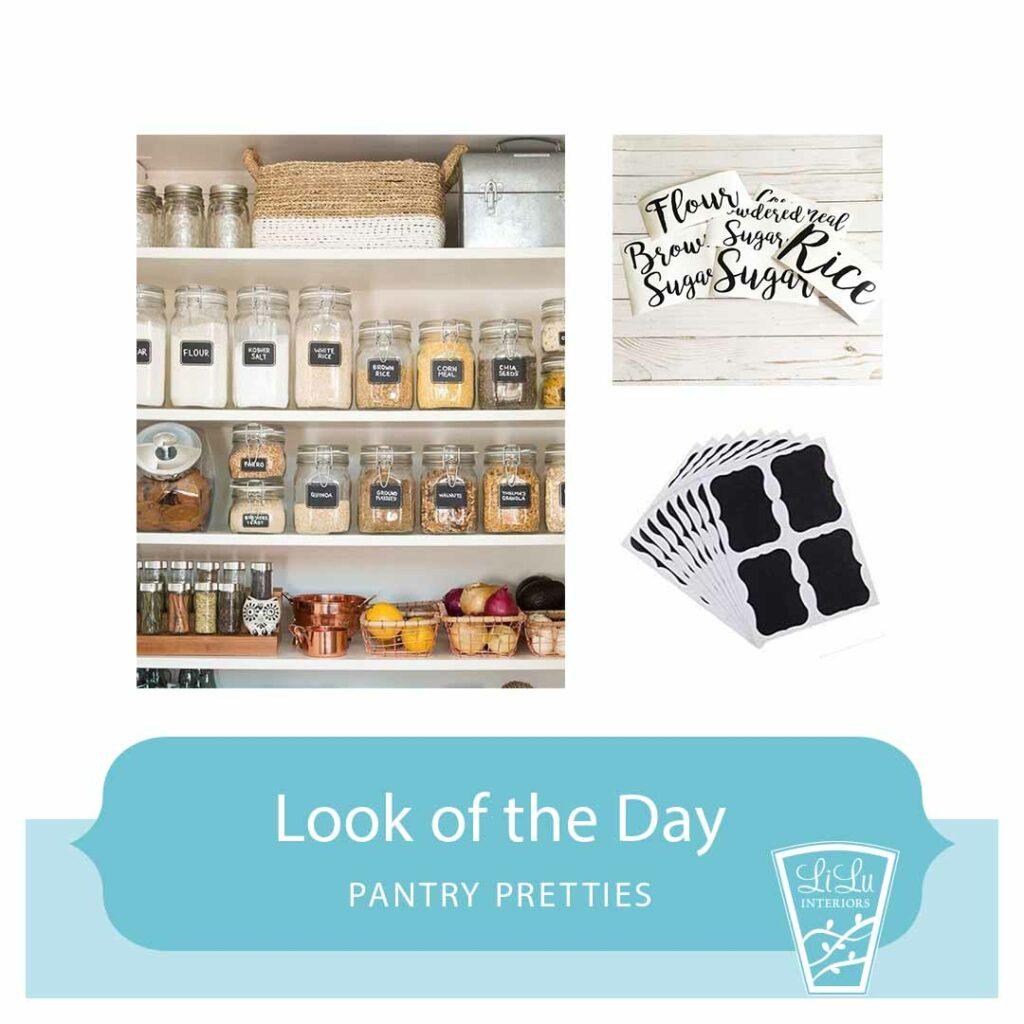 Pantry Pretties - Labels