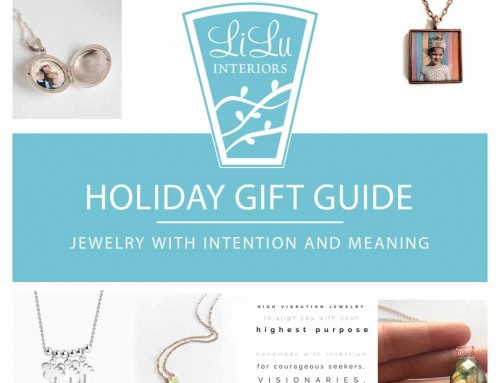 Holiday Gift Guide: Jewelry with Intention