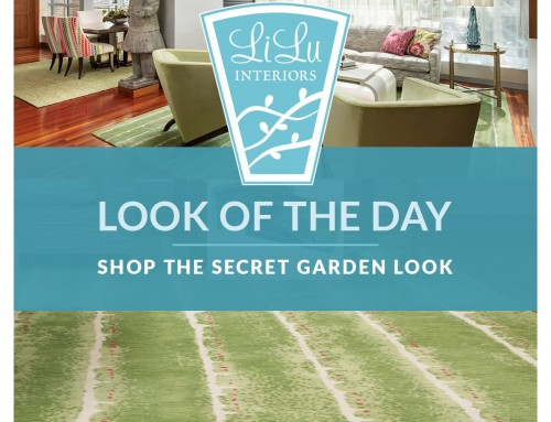 Secret Garden – Shop Friday's Look of the Day