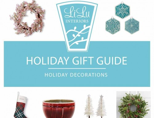 Holiday Gift Guide: Holiday Decorations