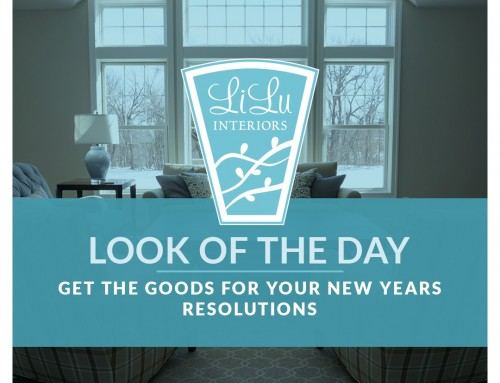 Get the Goods for Your New Years Resolutions-Friday's Look of the Day
