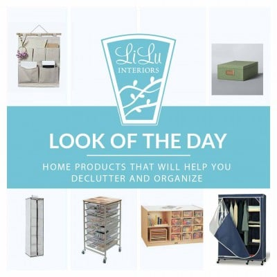 home products for organization
