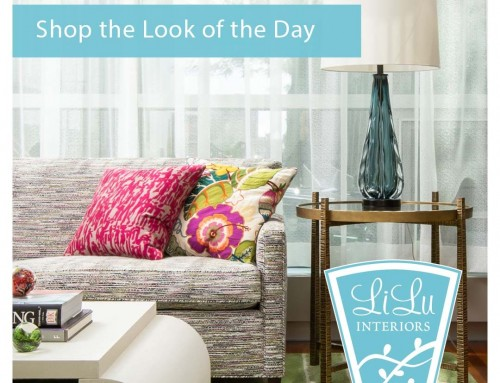 Shop the Look of the Day: Fresh Pops of Colors with Bold Florals
