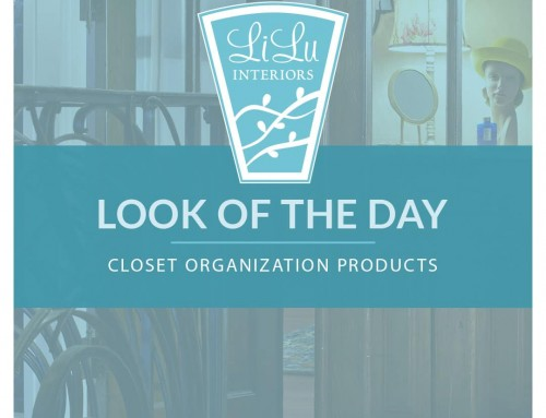Closet Organization Products: Shoppable Look of the Day
