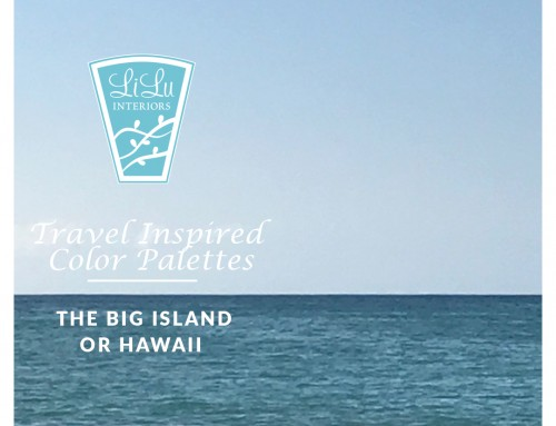 Hawaiian Inspired Color Palettes-According to LiLu
