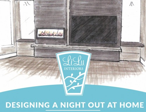 Designing a Night Out at Home: Sneak Peek at a Lower Level Remodel