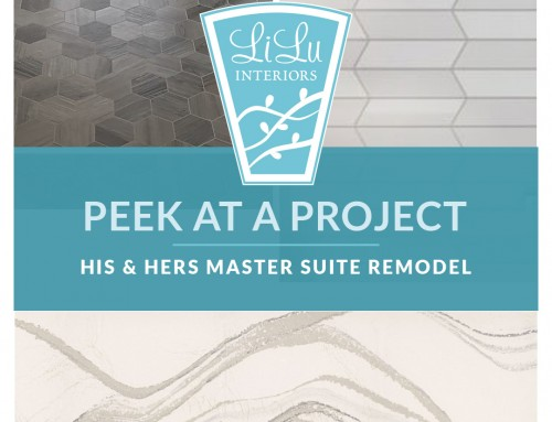 His and Hers Master Suite Remodel