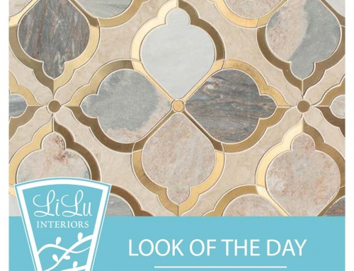 Show Stopping Tile-LiLu's Look of the Day