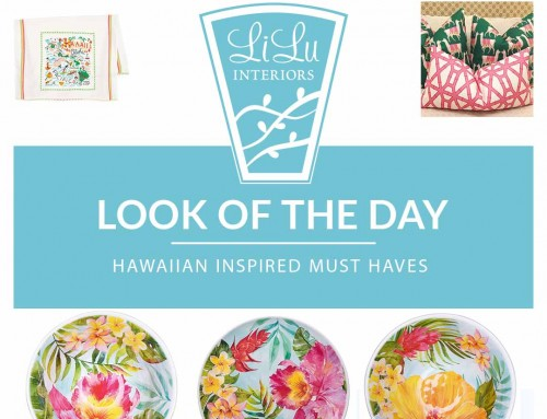 Hawaiian Inspired Must Haves: LiLu's Look of the Day
