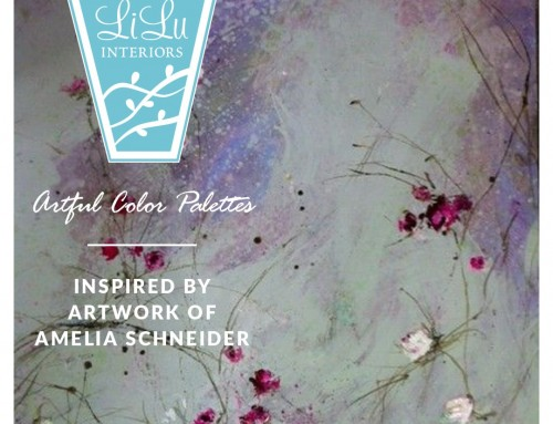 Art Inspired Color Palettes-According to LiLu